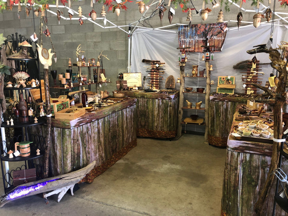 What the Michigan Pagan Festival is all about, cool things we saw