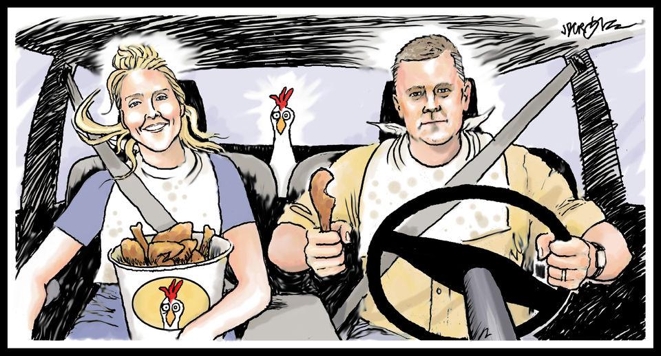 In Search Of Alabamas Best Fried Chicken Eugenes Hot Chicken Al