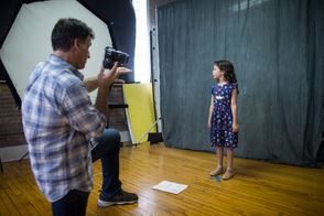 """800 people show up for auditions for the Netflix series """"Mindhunter"""" in Lemoyne"""