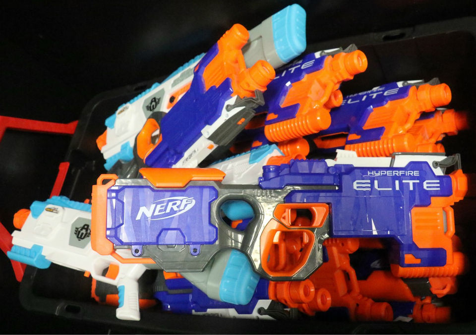 Fortnite Nerf And Legos The Most Popular Holiday Toy In Every