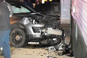 Phillipsburg police chief briefly hospitalized after 2-car crash
