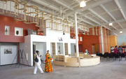 The Ashe Cultural Arts Center is turning 20 with a $1.3 million makeover