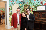 Building an Empire at Newcomb Art Museum opening