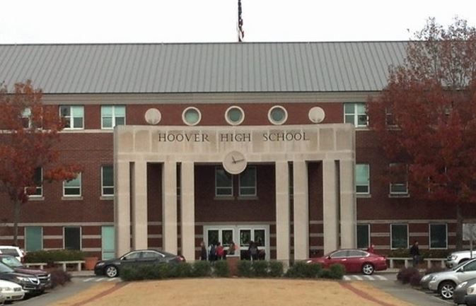 <p>Hoover High School, Hoover City schools</p> <p>$147,846 principal salary</p> <p>2,891 students in 9th through 12th grade</p> <p>20 percent of students are eligible for free or reduced-price meals</p>