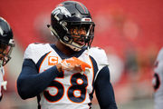 Von Miller hopes to beat out Myles Garrett for NFL Defensive POY and sack title, Breshad Perriman to get more action, and other things we've learned