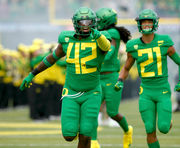 Ducks pummel PSU: Describe Oregon's win in 5 words or less