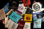 Vintage matchbooks of New Orleans: 56 little snippets of history