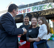 New Gino's Pizza in downtown Springfield called 'dream' come true by owner