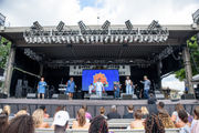 Photos: Brownskin Band with Joe Driscoll performs at Chevy Court