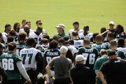 Philadelphia Eagles keep things light before preseason opener: training camp observations