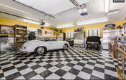 On the market: Homes with a showroom-like garage (photos)