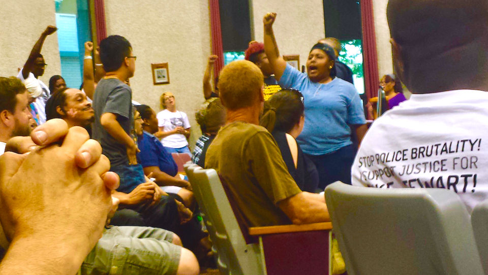 Euclid, a once-thriving suburb, wrestles with change as it faces economic, racial tensions