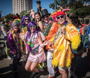 Have you been to the country's original Mardi Gras celebration in Mobile?