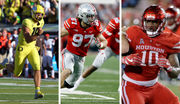 Latest NFL mock draft 2019: Oregon's Justin Herbert, Ohio State's Nick Bosa or Houston's Ed Oliver No. 1 to 49ers? Alabama's Jonah WIlliams to Giants?