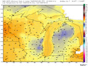 What weather will you find across Michigan this weekend? Here's the answer