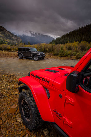 FCA shows off Jeep Wrangler's first redesign in more than a decade (Fiat Chrysler Automobiles)