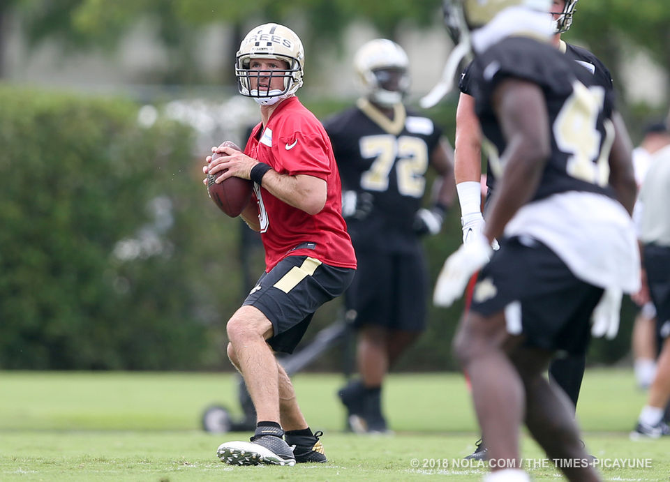 Drew Brees' sons have another sport taking over the household