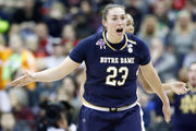 Notre Dame knocks off UConn, Mississippi State tops Louisville in NCAA women's basketball Final Four