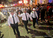 Sweep of Bourbon Street marks end of Mardi Gras: photo gallery