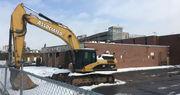 Demolition of the Peter Pan Springfield bus terminal to begin Monday