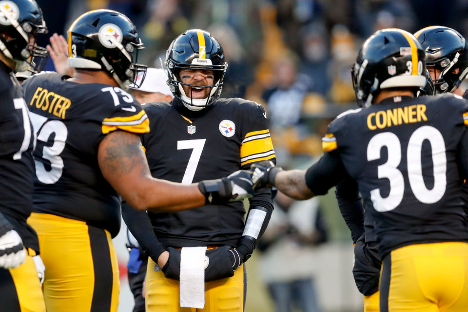 State of the Pittsburgh Steelers  Ranking AFC North teams entering the 2019  offseason 3f23bdede