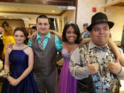 Prom 2018: Eden II and G.R.A.C.E. Foundation celebrate