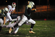 Emmaus football advances to 1st D-11 title game by fighting off Easton