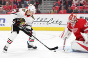 Red Wings seek to reduce opponents' shots, chances