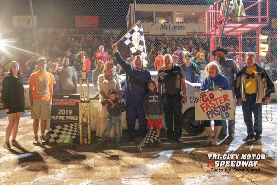 Faster Pastor is a $115,000 success at Tri-City Motor