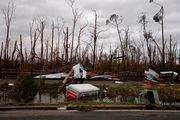 Hurricane Michael: Aftermath of destruction