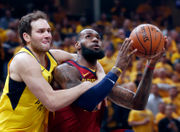 Cleveland Cavaliers 2018 - Can even LeBron James win it by himself? Bill Livingston