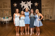 5 debutantes are the shining stars at party in their honor