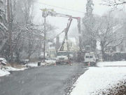 Utilities continue to work to restore power after 2 nor'easters