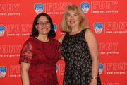 Check out photos from Dr. Kerry Kelly and Dr. Viola Ortiz's FDNY retirement bash