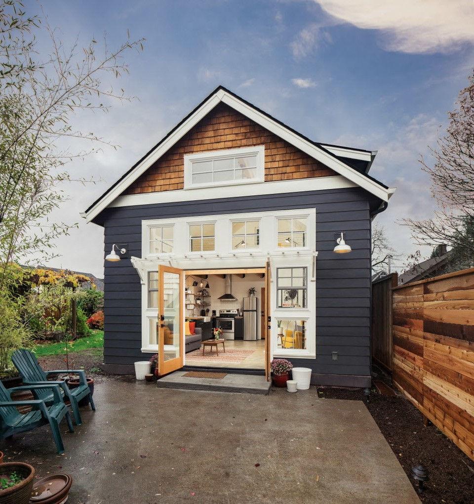 Portland Council Enshrines Incentive To Build Tiny Homes