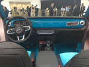 A closer look at Jeep, Mopar's 7 decked out, custom-built vehicles for Moab Safari