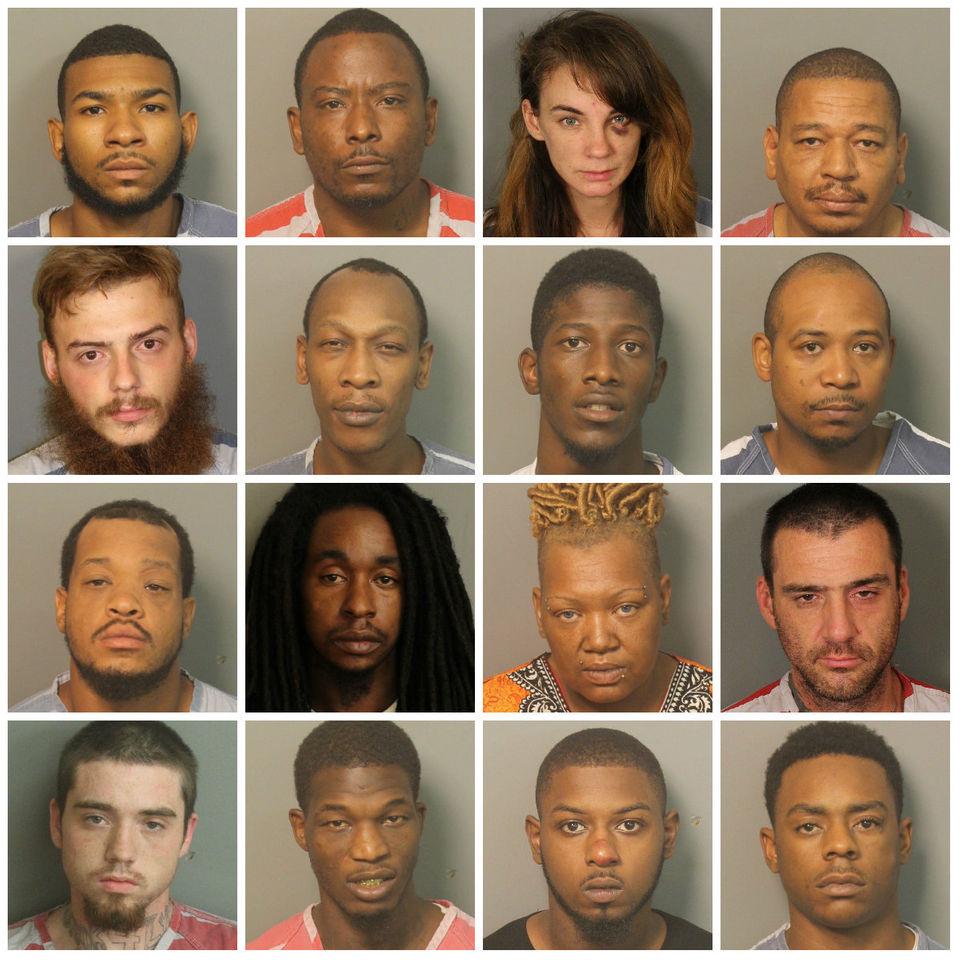 Sweep aimed at violent criminals lands 29 in jail in Birmingham area ...