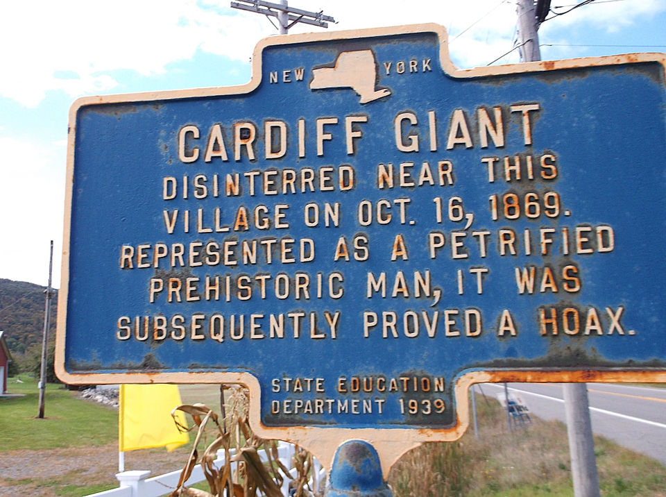 7 of the most interesting historical markers in CNY
