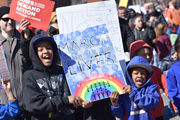 'Enough is enough!': Thousands in Hudson County rally against gun violence (PHOTOS)