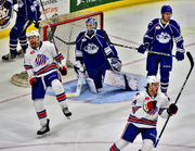 AHL suspends Rochester Amerks defenseman for rest of Syracuse Crunch series