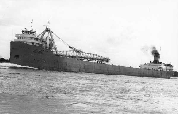 Carl D. Bradley split in two, sank 60 years ago, causing heartache for Michigan town
