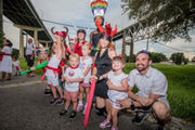 Babies and Bulls take over Algiers Point