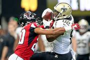 Grading the New Orleans Saints vs. the Atlanta Falcons