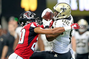 Sean Payton said last week that the Saints needed to get more from the tight end position and Ben Watson and Josh Hill delivered with their most productive game of the season. It wasn't just the timely receptions (combined six catches, 88 yards). Both Watson and Hill did an excellent job of blocking in the running game to help the Saints balance its offense. Grade: B-plus