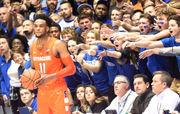 Syracuse basketball defeats No. 1 Duke 95-91: Brent Axe recap