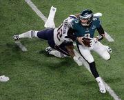 Super Bowl 2018: Eagles shock Patriots, 41-33, win first Lombardi Trophy for Philadelphia
