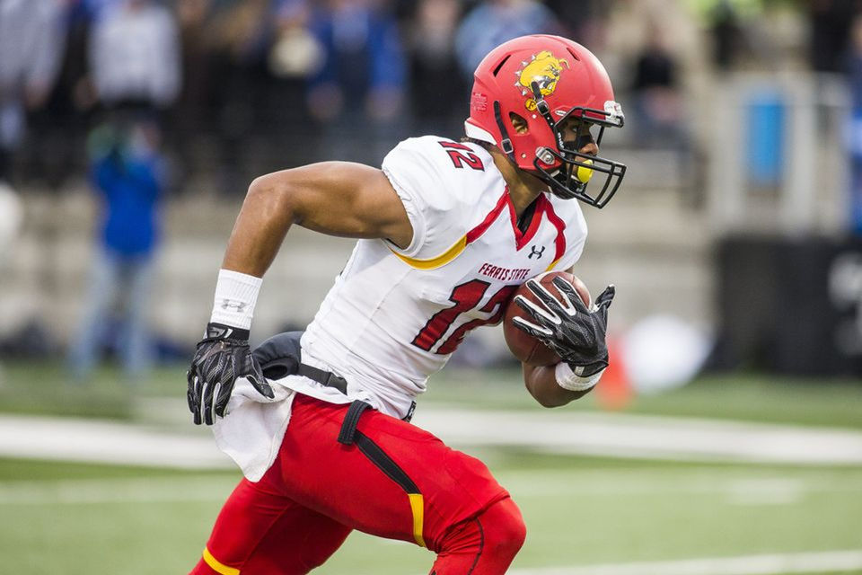 Ferris State Releases First Depth Chart Ahead Of Football Opener