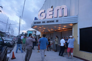 Wayward Owl was located in the historic Gem Theater off South Broad Avenue.