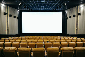 An empty theater at the Emagine Cinema in Saline. (MLive file photo).