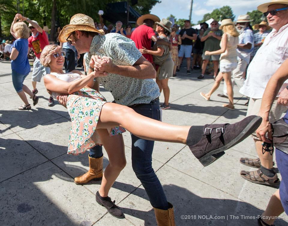 Free Louisiana Cajun-Zydeco Festival continues Sunday ...